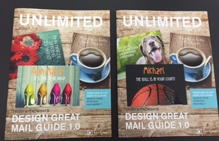 UNLIMITED - Content for You! Design Great Mail Guide 1.0