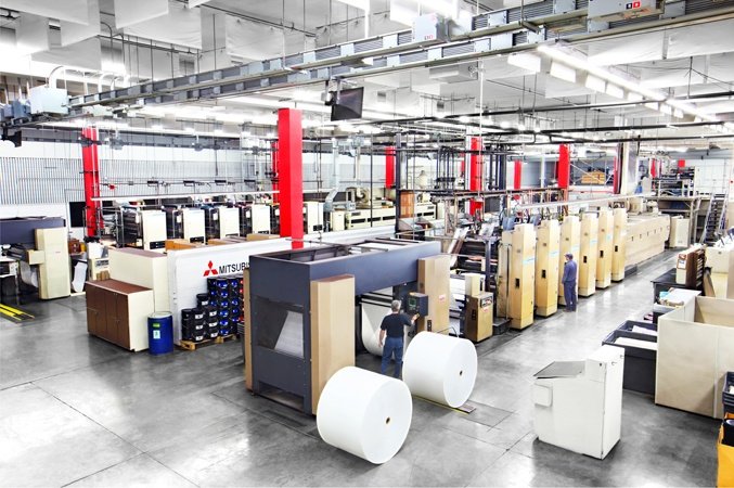 Commercial Printers Reduce Print Costs and Maximize On-time Delivery