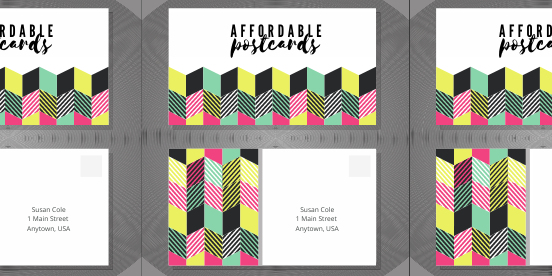 How to Choose Affordable Postcards