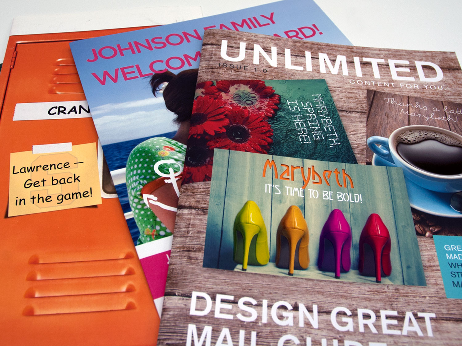How to Save Money with Self-Mailers