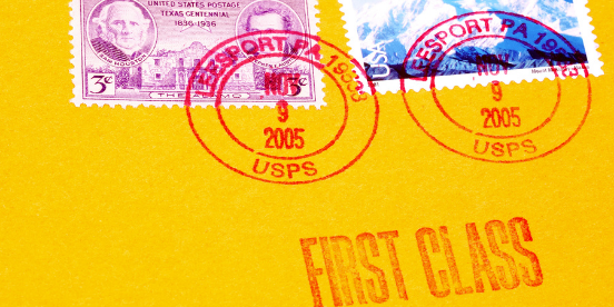 Postage Rates Going Down April 10, 2016!