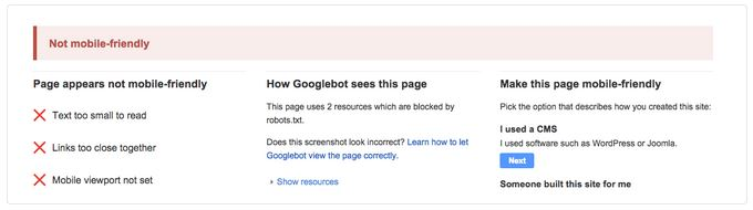 google-notfriendly